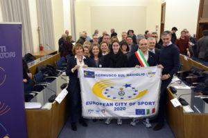 Eventi, contenuti e investimenti sulle strutture:Cernusco2020 Città Europea dello Sport al calcio d'inizio