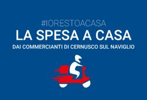 Consegne a domicilio commercianti di Cernusco sul Naviglio