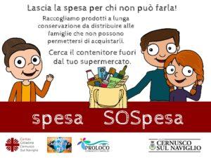 Spesa Sospesa a Cernusco sul Naviglio – partecipa e trova i punti vendita