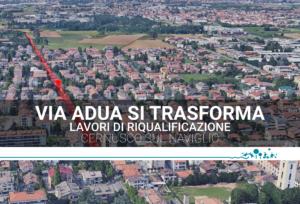 Via Adua si trasforma – dal 16 aprile 2020 lavori di riqualificazione