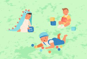 Attività estive bambini Asili nido comunali