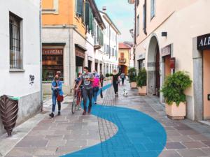 Via Roma, area pedonale dal 12 giugno 2020