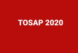 TOSAP 2020 – Agevolazioni tributarie per emergenza COVID-19