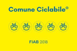 """Cernusco sul Naviglio, quattro """"bike-smile"""" dalla FIAB per Comuni Ciclabili 2020"""