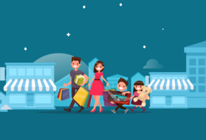 Shopping sotto le stelle – luglio 2020