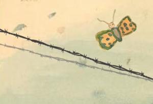 "Reading teatrale ""Le farfalle non vivono nel ghetto"""