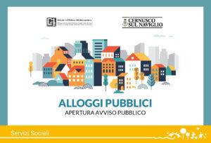 Alloggi pubblici – avviso pubblico 2021
