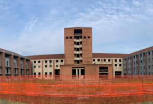 Un passo in avanti verso la demolizione dell'ex Melghera: pronte le linee guida per il progetto dell'operatore, demolizione entro il 2021