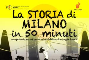 La storia di Milano in 50 minuti