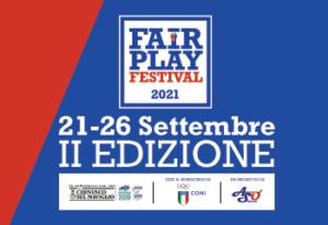 Fairplay Festival 2021 – II edizione