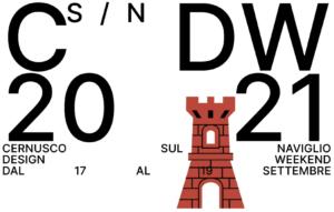 Cernusco sul Naviglio Design Weekend 2021